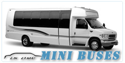 Oklahoma City Mini Bus rental