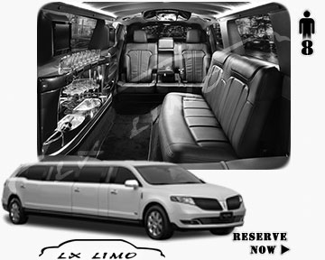 Stretch Limo for hire in Oklahoma City