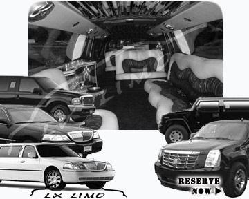 Oklahoma City Stretch Limos for rental