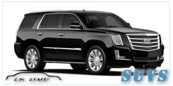 Oklahoma City SUV for hire