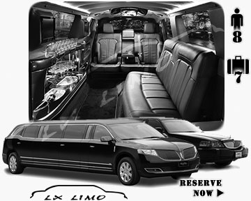 Limo from Oklahoma City airport