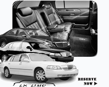 Oklahoma City Sedan hire for wedding